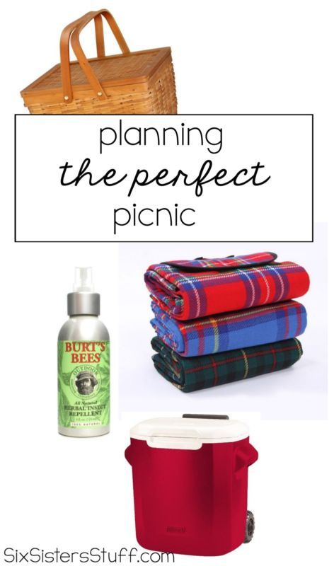 Now that the weather is warming up, planning a picnic is the perfect way to get outdoors and have fun!