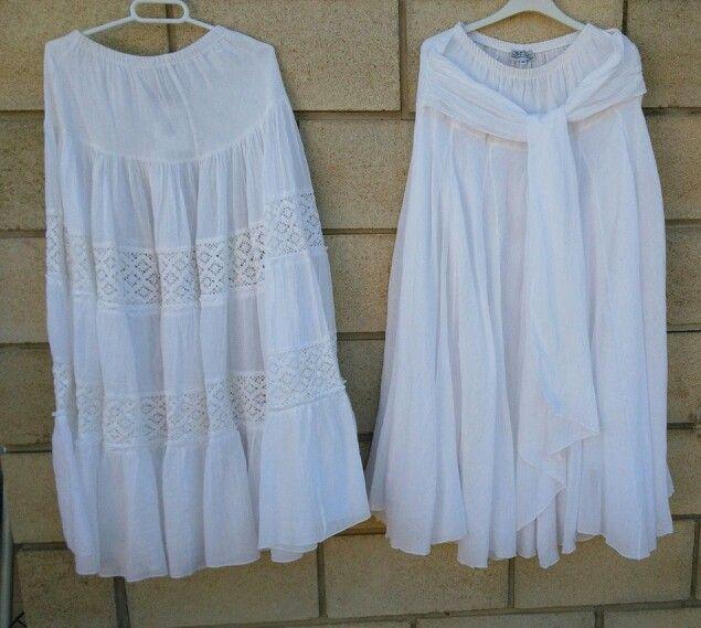 Faldas moda ibiza - Baul de Algodon