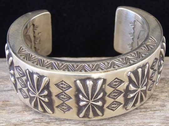 Leander Tahe Sterling Holloware Stamp... at Chacodog.com