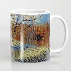 Starry Night of Tardis Mug