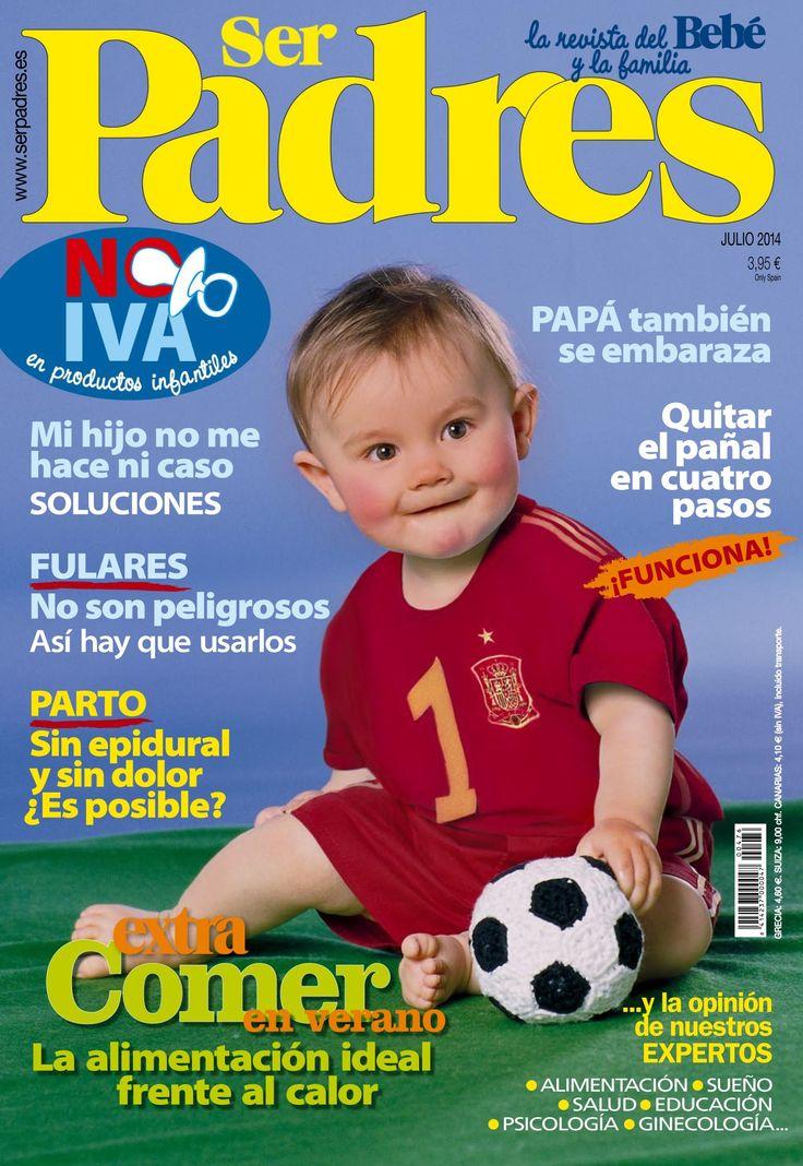 Revista SER PADRES 476. Quital el #pañal en 4 pasos, #parto y #epidural, #papá también se embaraza.