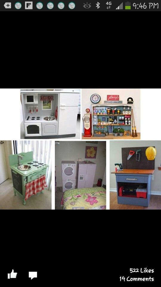 Cubby toolbox