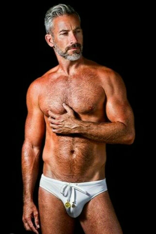 Hairy faces daddy naked photo gay luckily 5