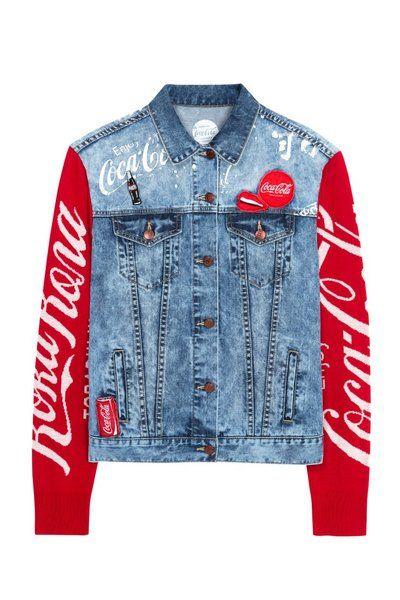622ddaff73 Women s Denim Jacket - Coca-Cola