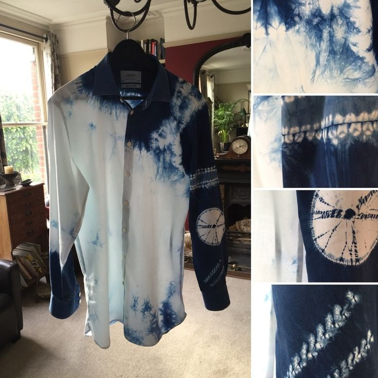 I love to teach Shibori and indigo dyeing. Watching the delight on someone's face as they take their piece out of the indigo for the first time and seeing the alchemy of it changing from acid yellow...
