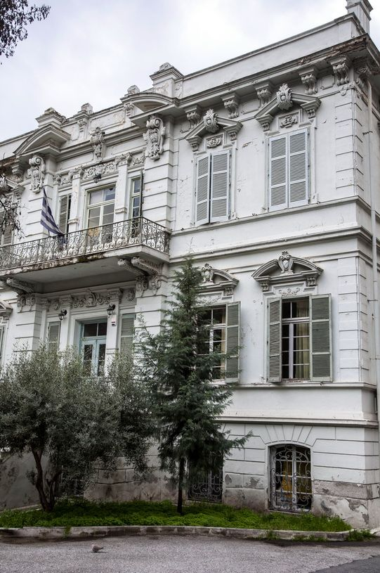 Βίλα Χαφίζ Μπέη-Θεσσαλονίκη