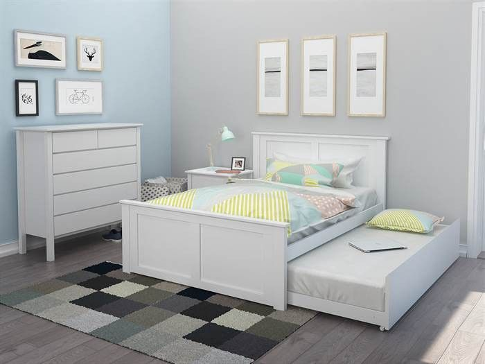 Image Result For Double Trundle Beds