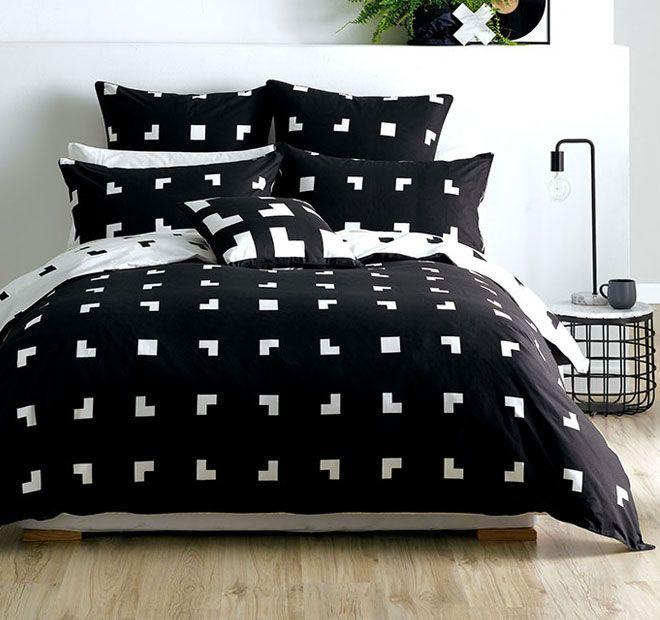 deco-city-living-meta-quilt-cover-set-range-black