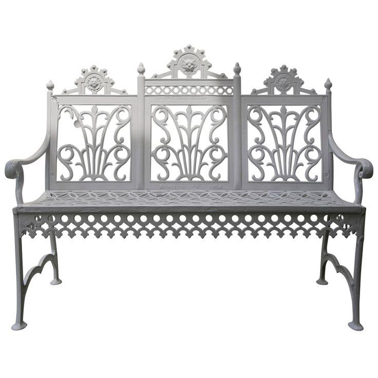 Best Cast Iron Garden Furniture Ideas On Pinterest Garden