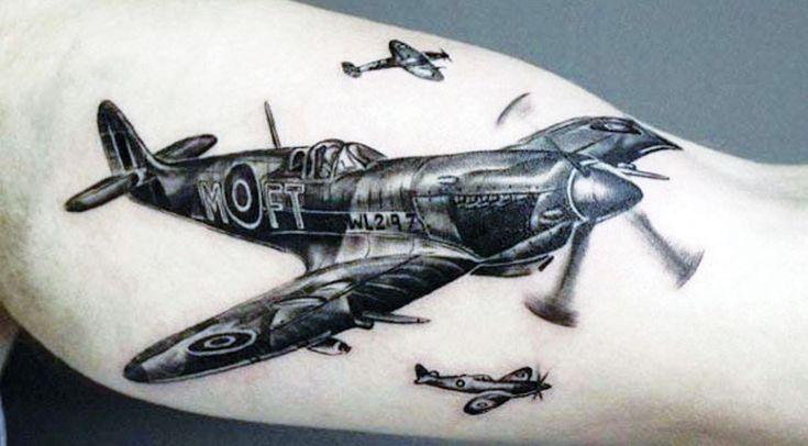 spitfire-tattoo