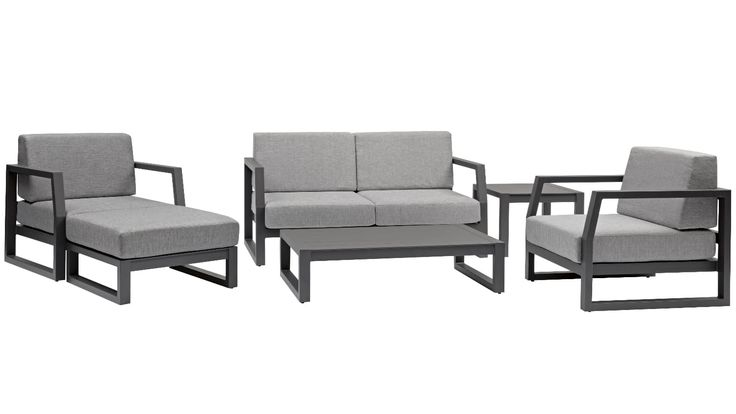 Home :: Outdoor :: Outdoor Dining :: Outdoor Dining Settings :: Haven 4 Piece Lounge Setting