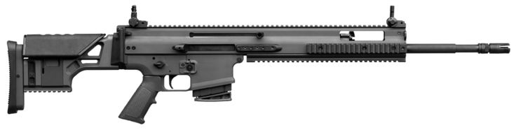 FN Herstal Unveils Tactical Variant to FN SCAR®-H PR Precision Rifle