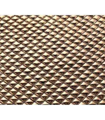 Ex-T Mosaico ceramico Pixel 1x1 Oro