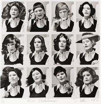 Suzy Lake, Miss Chatelaine, 1973/1998