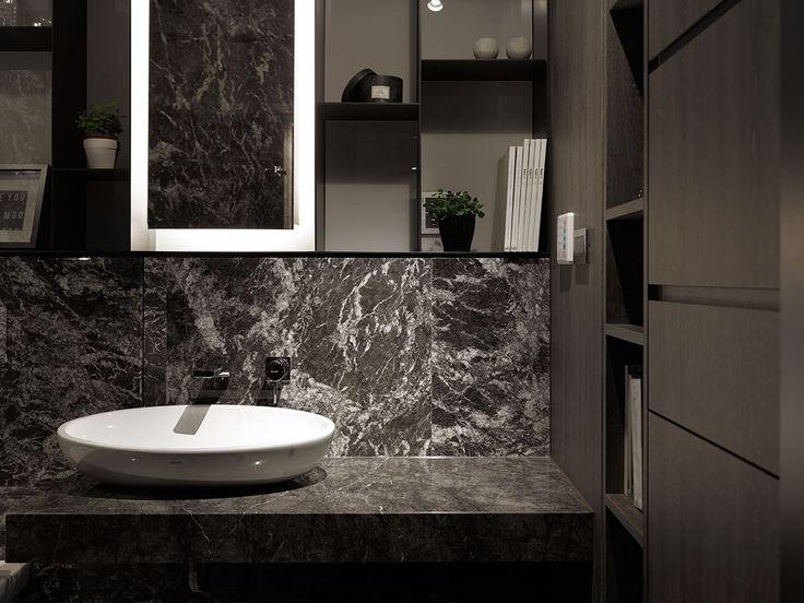 Kameishaashanti la casa pinterest washroom washroom design and powder room - Washroom ideas ...