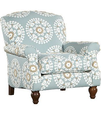 Chairs, Melody Accent Chair, Chairs | Havertys Furniture
