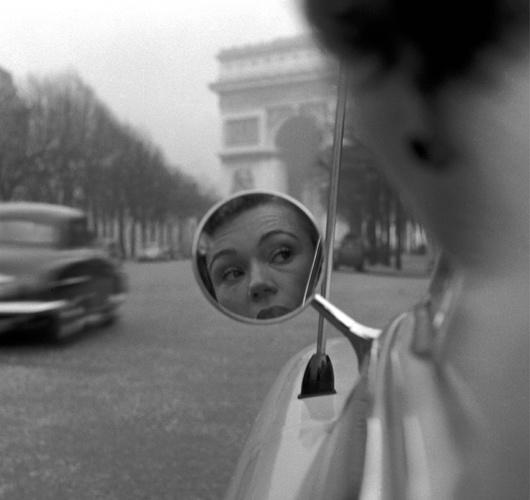 Sophie Malga, Parigi, 1952