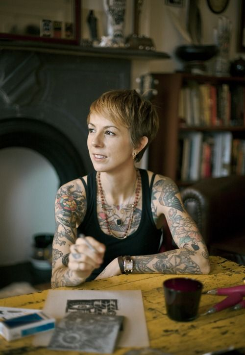 Tattoo Artist Virginia Elwood (7)