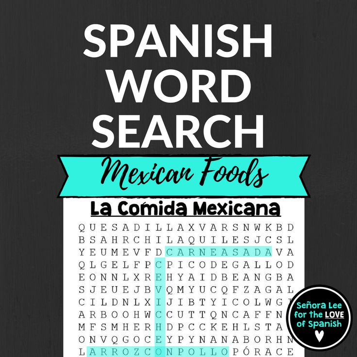 Mexican Foods In Alphabetical Order