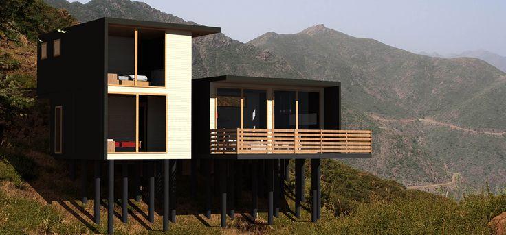 casa farellones #arquitectura #interiorismo #diseño #daarq #casa #proyecto