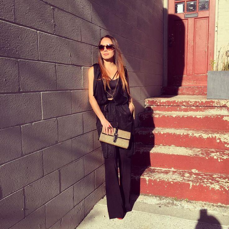 Black is sleek!