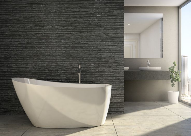 10 best Back To Wall Freestanding bathtub images on Pinterest ...
