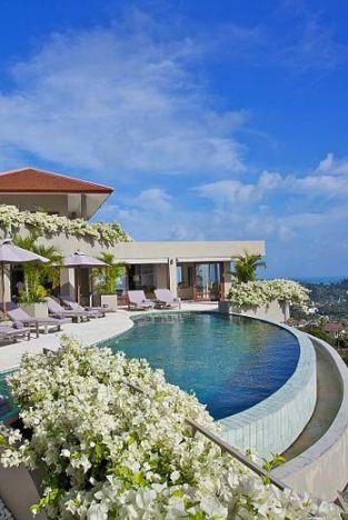 51 best Koh Samui images on Pinterest Mansions, Anniversary food - iniala luxus villa am strand a cero