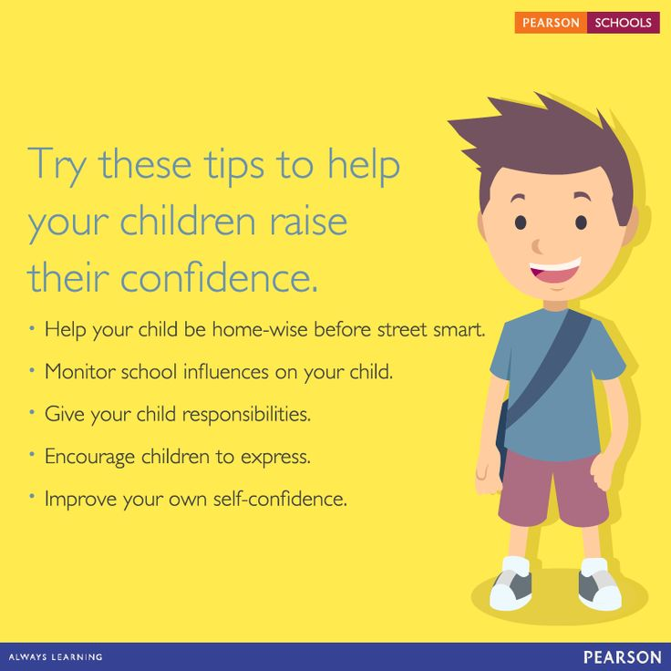 Children develop confidence when they achieve something, big or small. The best way to raise confident children is by encouraging them to believe in themselves and help them develop a sense of competence.