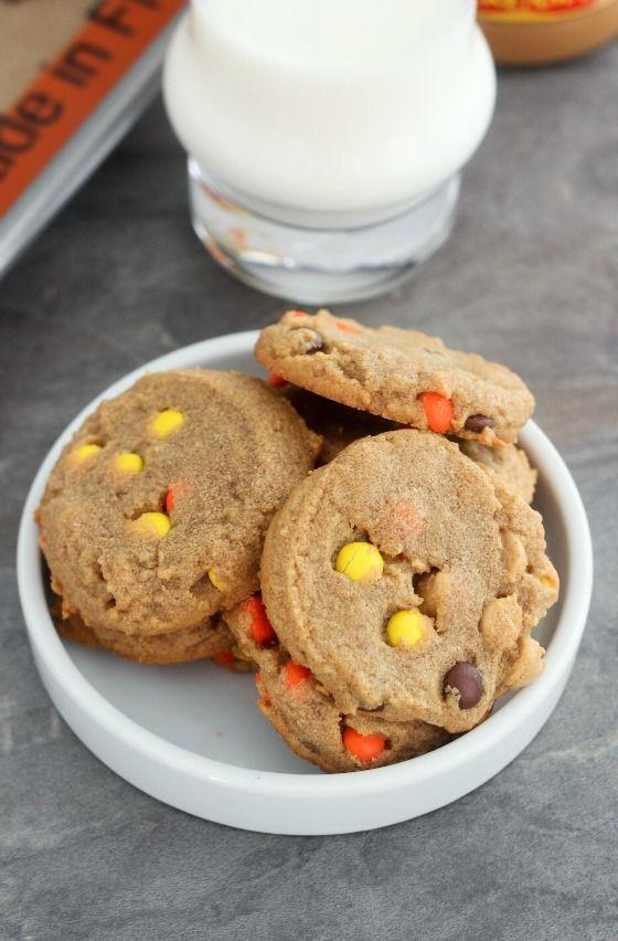 Peanut Butter-Lovers Peanut Butter Cookies