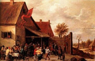 Filles du Roi. New France in the 1600s.