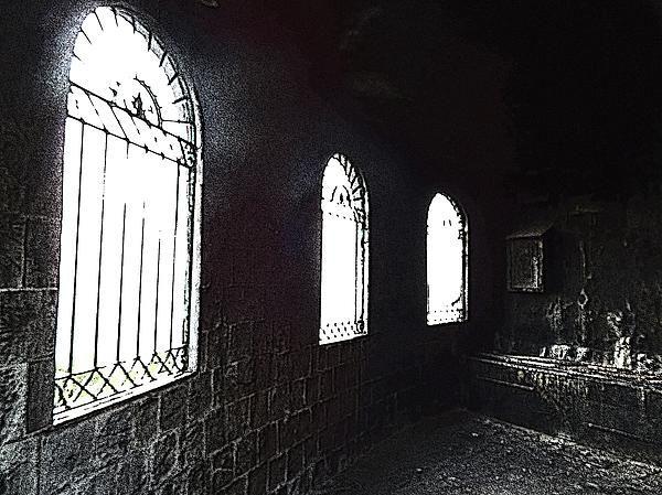 Brightening by Zinvolle - Photo taken at the Igreja da Penha (Penha Church), in Rio de Janeiro, Brazil