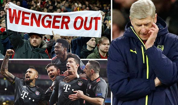 Arsene Wenger shifts blame onto officials as pressure mounts on Arsenal boss to stand down   via Arsenal FC - Latest news gossip and videos http://ift.tt/2n3mSj4  Arsenal FC - Latest news gossip and videos IFTTT