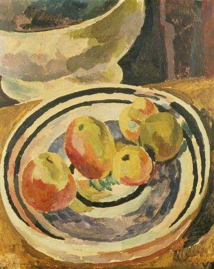 Apples - Vanessa Bell, c. 1917