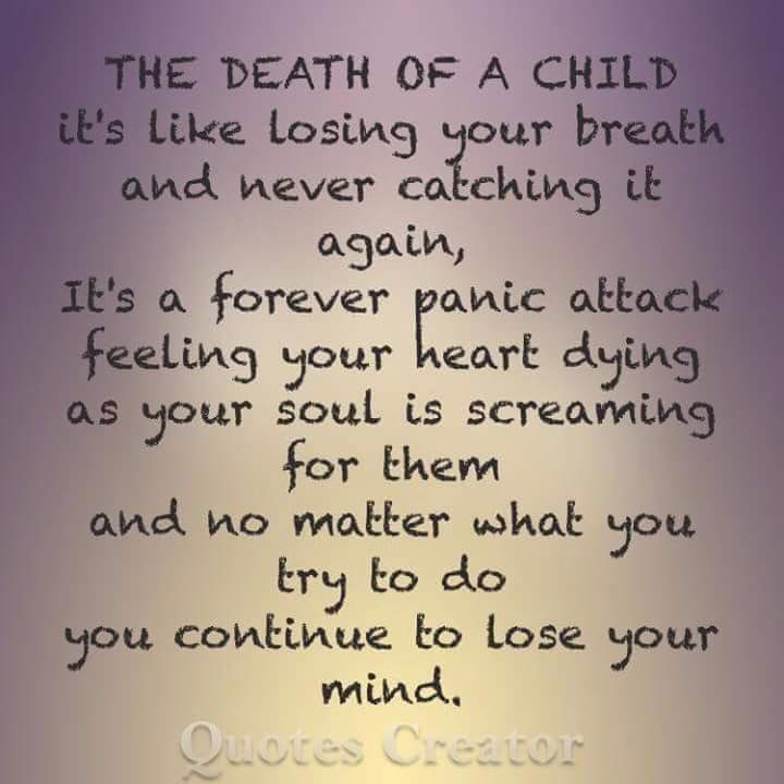 Inspirational Quotes On Life: Best 25+ Child Loss Quotes Ideas On Pinterest