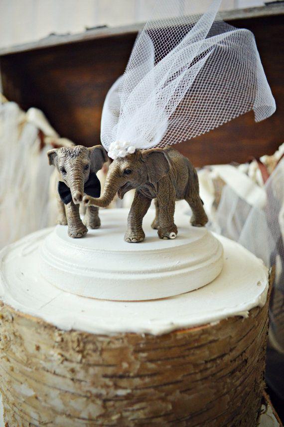 Asianelephantweddingcake by MorganTheCreator on Etsy