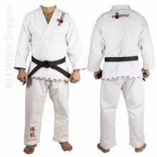 Kimono YORYU BJJ White Dragon