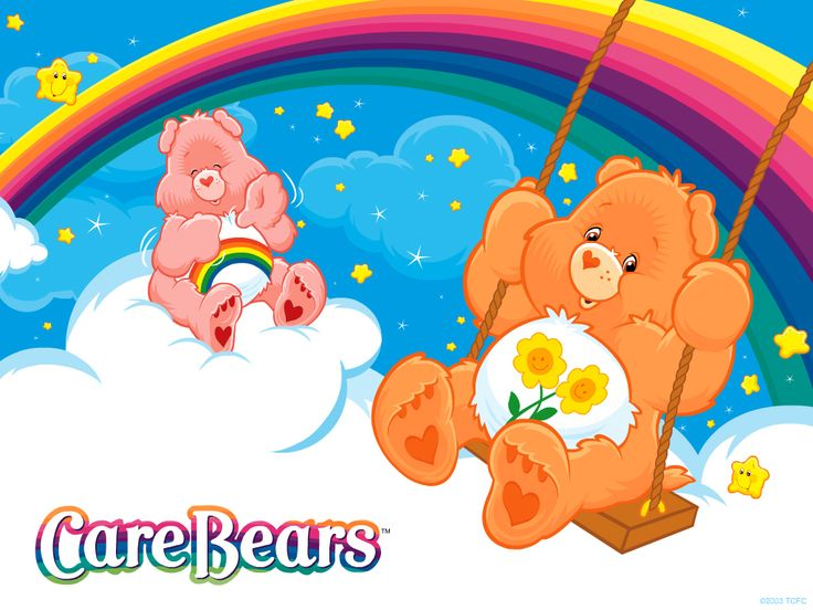 75 best CARE BEARS images on Pinterest | Care bears, Cousins and ...