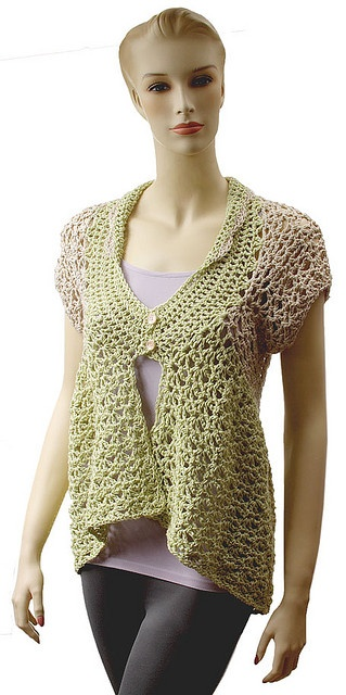 79 Best Crochet Jackets Shrugs Images On Pinterest Crochet