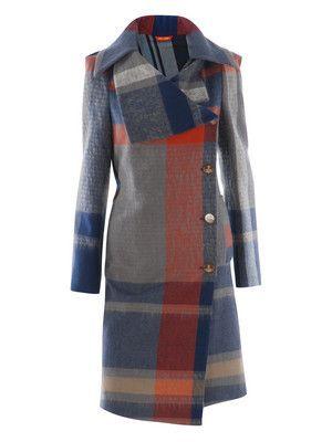 Vivienne Westwood Tartan Coat