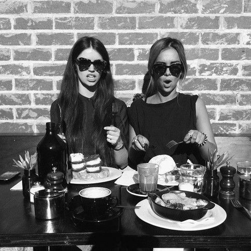 dinner with your bff.