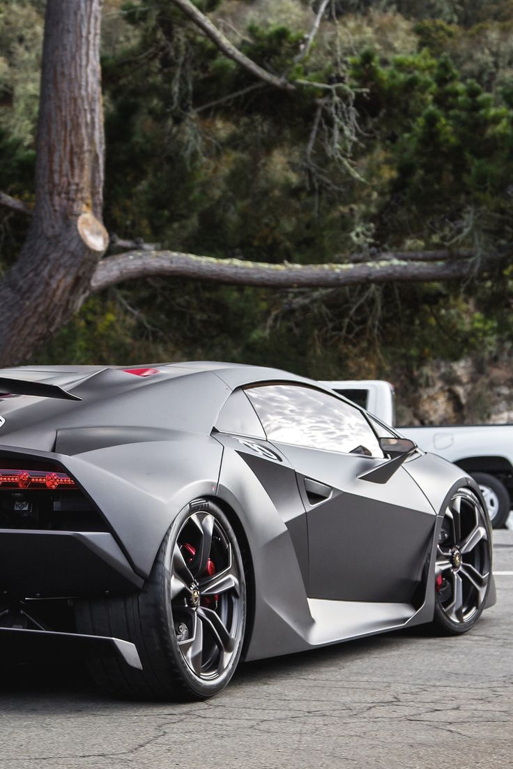 Lamborghini Sesto Elemento - Pure Awesomeness! Win the 'ultimate supercar' experience by clicking on this badass image