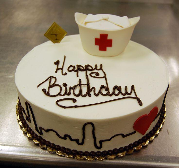 Best 25+ Happy Birthday Nurse Ideas On Pinterest