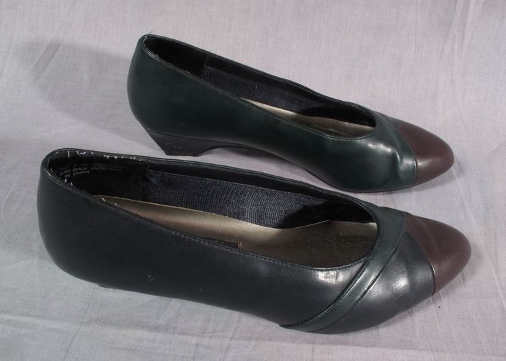 Women's Ashley Taylor Dress Shoes Multi-color Size 8 W Heels Medium #AshleyTaylor #DressShoes