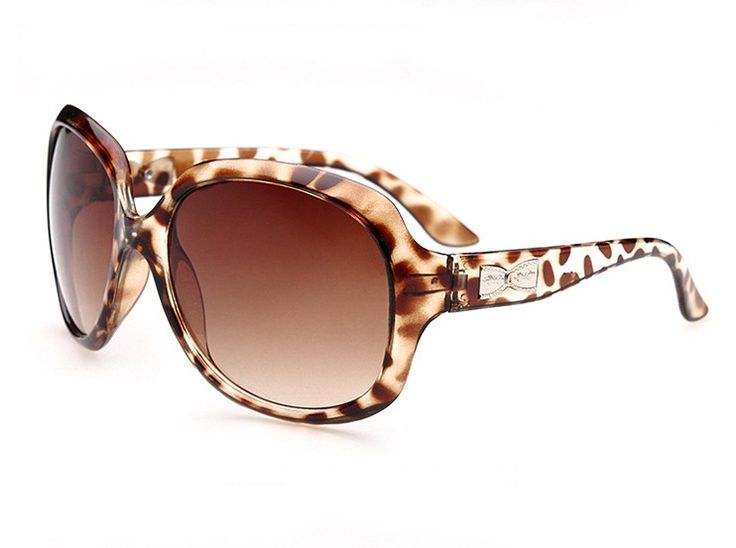 50% discount above 2014 New Fashion Sunglasses Leopard round Sun glass Vintage Sunglases glasses Women and Men free shipping