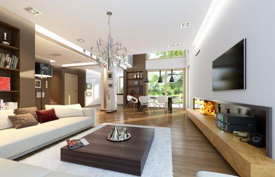 Riwiera 2- widok na otwarty #salon. http://j.mp/riwiera-2