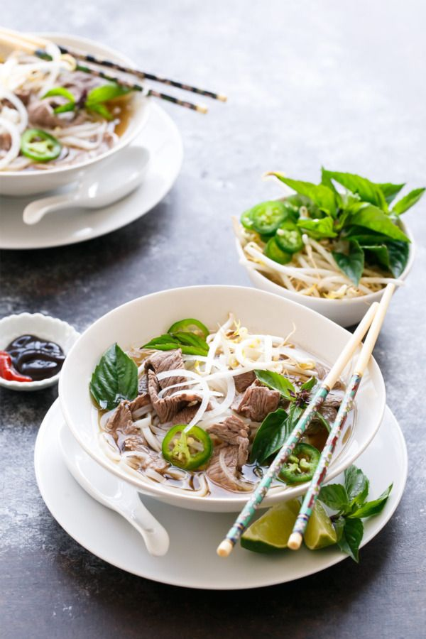 Quick Beef Pho   Love and Olive Oil   Bloglovin'