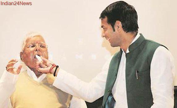 Lalu Prasad Yadav rubbishes Sushil Modi's corruption allegation