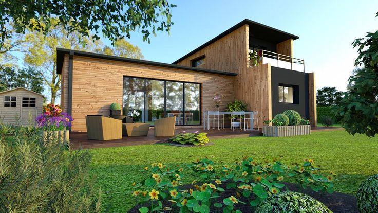 [MODÈLES] Notre nouvelle maison EQUINOX (cp: Ami Bois) + d'infos sur: http://ami-bois.fr/node/54