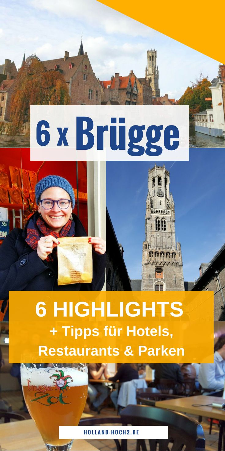 Die besten 7 Highlights in Brügge für euren Wochenend-Trip