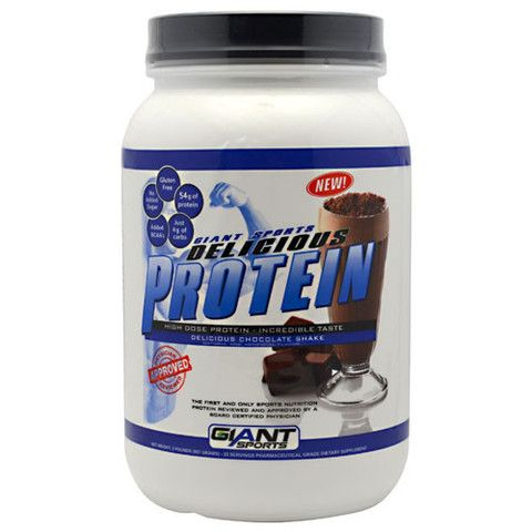 Giant Sports Products Delicious Protein ( Free shirt ). From $25.99